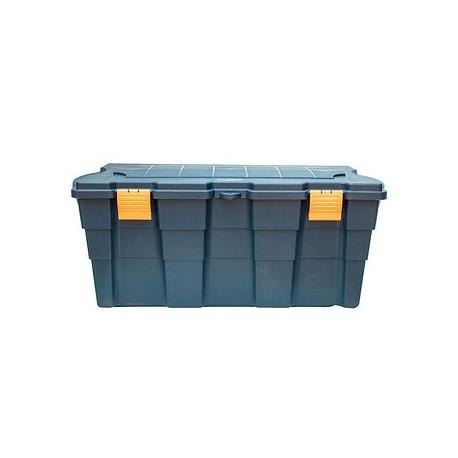 Caja Organizadora 100 litros azul Wenco