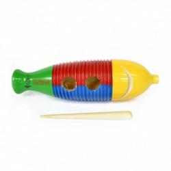 Güiro forma de pez