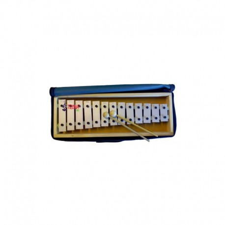 Metalofono Diatonico 13 notas