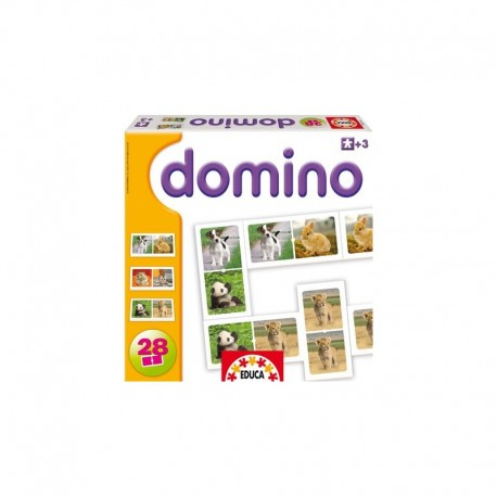 Domino Animales con Fotos