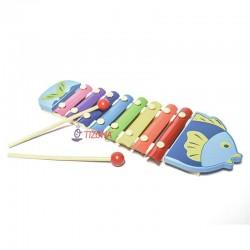 Xilófonos 8 notas pez