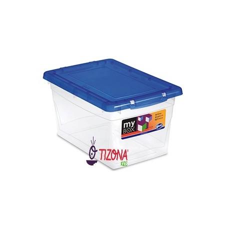 Caja organizadora 15 litros.
