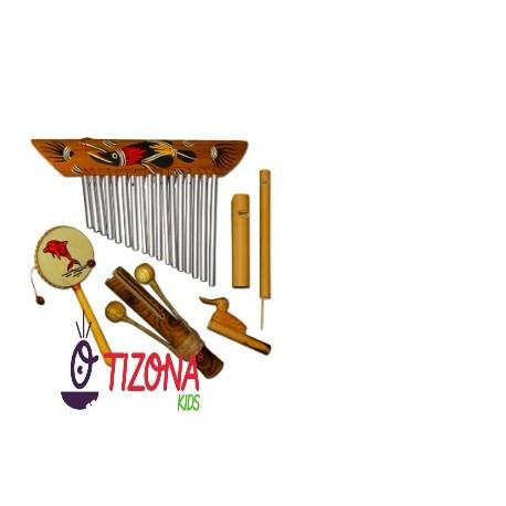 Pack de Percusión Étnica.