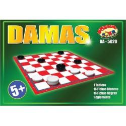JUEGOS DAMAS